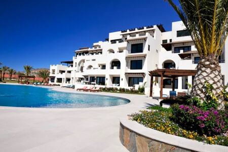 Private Beach, Cortez Sea, PazCabos - La Paz - Appartement en résidence