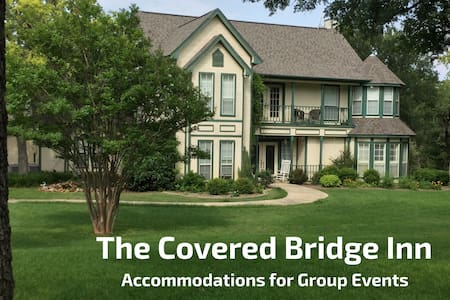 The Covered Bridge Inn - Retreat - Casa