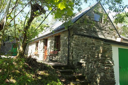 Timmys cottage, traditional secluded Irish cottage - Kabin