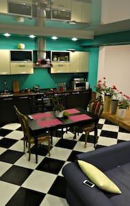 Alice's house in the center - Irkutsk - Apartment