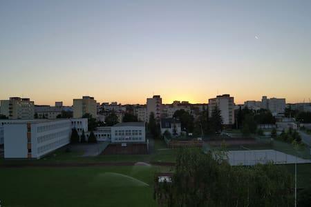 Apartment Zaluzanska - Flat