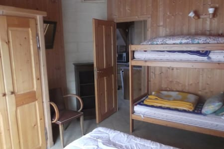 Room type: Entire home/apt Property type: Apartment Accommodates: 6 Bedrooms: 3 Bathrooms: 1