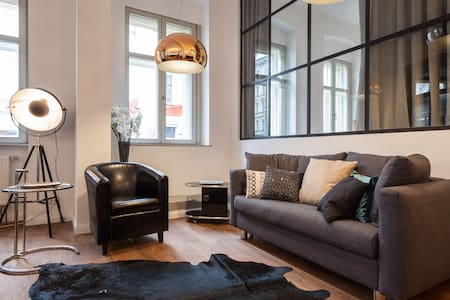 The TUCHOLSKY Loft: Luxus in MITTE! - Berlin - Apartment