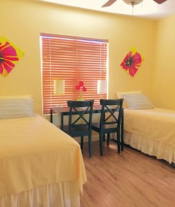 Beautiful Sunny Bedroom - Buena Park - Casa