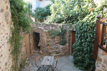 Joli gite avec cour et terrasse - Haus