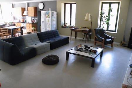 Appartement spacieux - Leilighet