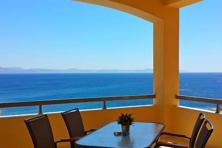 Sea View Holiday Home IOLI  - Chios - Apartament