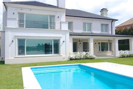 Gorgeous Lakefront Home - Nordelta - Casa