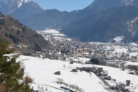 Casa Vacanze Imer, valle di Primiero, Dolomiti TN - Appartement