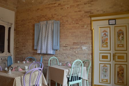 "Maison Charmante b&b camera ""angeliche visioni"" - Ortona - Bed & Breakfast"