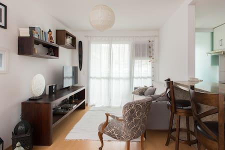 king size suite /private bath - Rio de Janeiro - Apartment