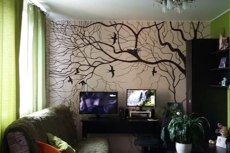 Квартира-студия в г. Сходня - Daire