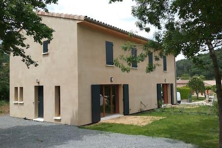 Villas mitoyennes  Ardèche méridionnale - Saint-Thomé