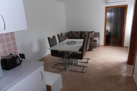 New modern apartment near beach(200m) - Apartment
