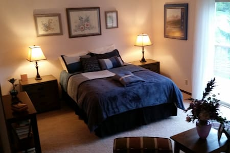Animal Lovers Haven - Deck - Coeur d'Alene - Hus