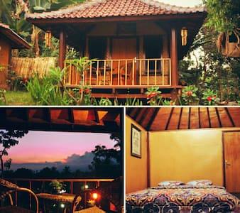Tetebatu Garden Cottage #2 - Bungalow