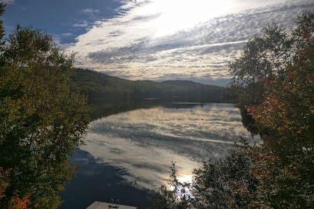Chalet au bord du Lac Kataway - Saint-Michel-des-Saints, Québec, CA