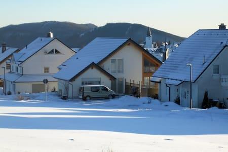 Luxury apartment(100m2) near city-center and piste - Winterberg - Huoneisto