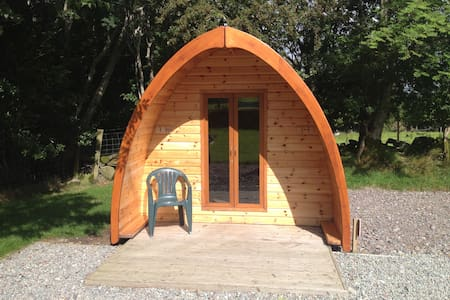 Perfect Camping Pods for 4 people - Killarney - Hut