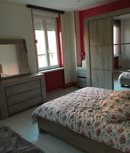 150m2 à partir de 90€/nuit - Pfaffenhoffen - Lägenhet