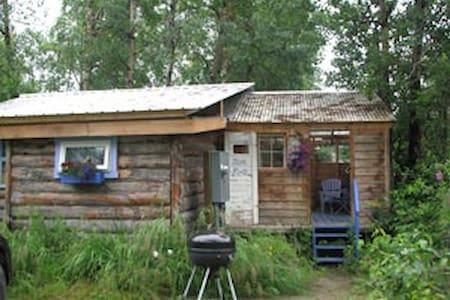 Fun and funky Blue Moon Cabin - Talkeetna