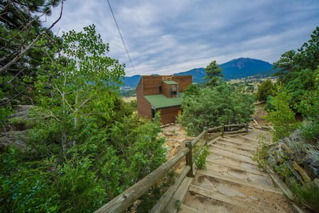 Top Views & Hot Tub Near Rocky Mountain Nat'l Park - Estes Park - Διαμέρισμα