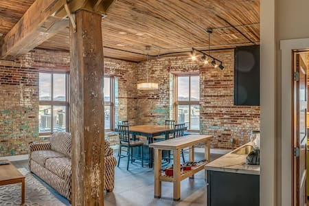 River City Loft - Dubuque - Wohnung