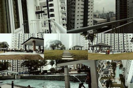 A beautiful, cozy 2BD condo in QC - Quezon City - Apartmen