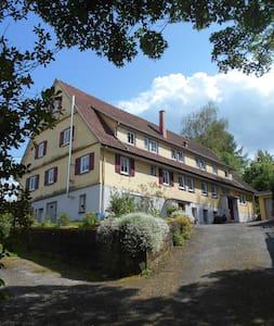 """Ferienwohnung """"Haus am Warnberg"""" - Freudenstadt"""