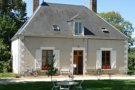 Grande maison de campagne Le Vernoy - Hus