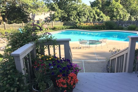 Bucks County Oasis - Pure Relaxation - Newtown