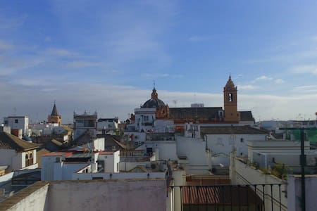 Studio in the heart of Sevilla - 3min to Giralda - Apartament