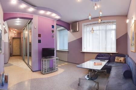 Апартаменты Эллит класса 3х ком. на Пушкинской 54 - Kharkiv