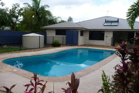 Quiet retreat by the pool - Cooloola Cove