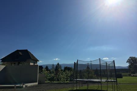 Urlaub auf dem Lande - nahe Längsee - Daire
