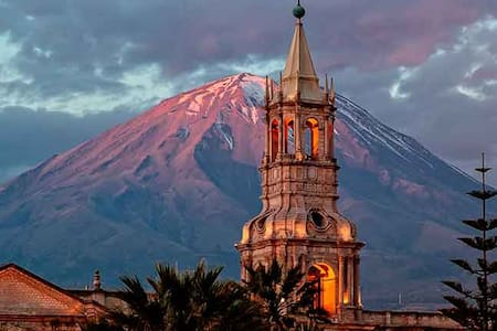 Apartment in the heart of Arequipa - Arequipa - Huoneisto
