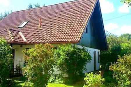 Ferienwohnung in der Nähe vom Ostseebad Binz - Zirkow - Huoneisto