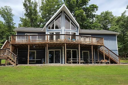 Lake House Vacation Rental - House