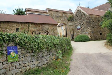 Au Porche Vauban, B&B - Fontenay-prés-Vézelay