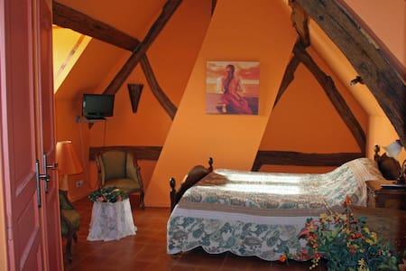 La Gentilhommiere de Normandie - La Chaleureuse - Sainte-Barbe-sur-Gaillon - Bed & Breakfast