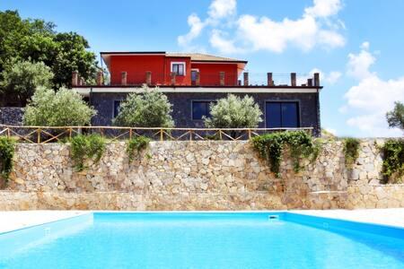 Agriturismo Le Oreadi - Villa