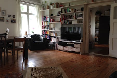 Gemütliche Wohnung in ruhiger Lage, 2-3 Personen - Berlin