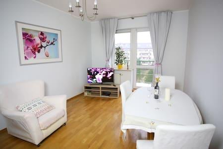 Simple Sunny and Sweet - Warszawa - Apartment