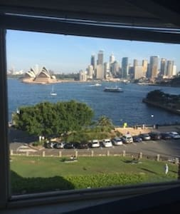 Opera House/Bridgeviews from park o'side- King bed - Apartamento