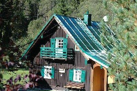 Jägerhütte Lungötz - Kunyhó