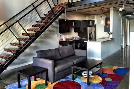 Luxury Two-Story Penthouse Loft!