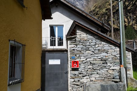 Casa al Forno - Bignasco - Cevio