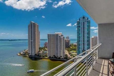 Penthouse Studio - High Ceiling with Amazing Views - Miami - Appartement