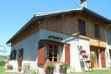 Maison savoyarde typique  - House
