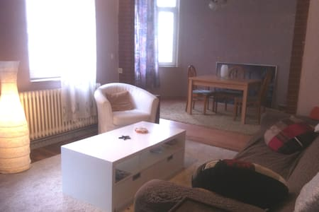 "Apartment ""Kiez"" with place for 4 people - Appartement"